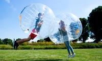 60, 90 oder 120 Min. Bubble-Fußball inkl. Schiedsrichter für bis zu 30 Personen bei ClashBall (bis zu 40% sparen*)