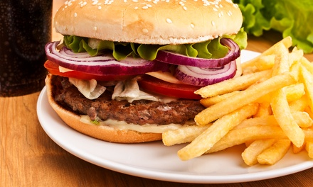 $12.50 for $20 Worth of Burgers and Sides at 25 Burgers