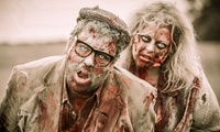 Zombie Evacuation Race at Allianz Park Stadium, London (37% Off)