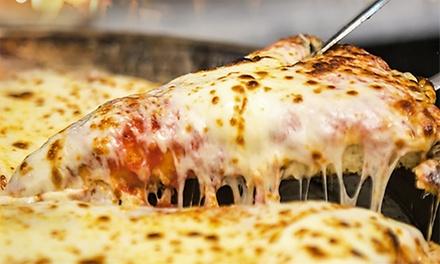 Pizza in zona UniversitàBicocca