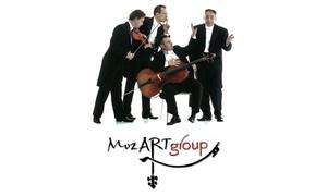 Indigo-Productions: 1 place en catégorie or, 1 ou 2 pour Mozart Group le 26 novembre à 20h30 à la Cité des Congrés
