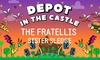 Depot In The Castle 2018 - Cardiff Castle: Sister Sledge and The Fratellis at Depot In The Castle, Child, Adult or Family Ticket, 2 June, Cardiff (Up to 38% Off)