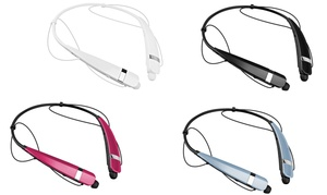 LG Tone Pro HBS-760 Wireless Bluetooth Stereo Headsets (Refurbished)  at LG Tone Pro HBS-760 Wireless Bluetooth Stereo Headsets (Refurbished), plus 9.0% Cash Back from Ebates.