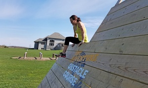 TNT Adventure: One or Two Months of Unlimited Boot Camp at TNT Adventure (Up to 47% Off)