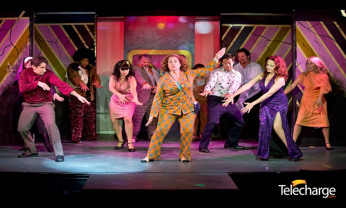 """""""Disaster!"""" A 1970's Disaster Movie Musical - Clinton: """"Disaster!"""" at St. Luke's Theatre on Select Dates, February 17–April 10 (Up to 49% Off)"""
