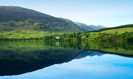 Loch Earn: 1 to 3 Nights For Two With Full Scottish Breakfast at Clachan Cottage Hotel