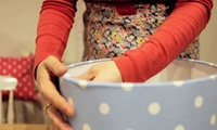 Lampshade Making Workshop For One (£24) or Two (£44) at Midas Touch Crafts (Up to 80% Off)