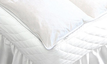 Duck Feather Mattress Toppers; 1 or 2 from $39.99–$99.99
