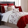 Floral Comforter Set (9-Piece)