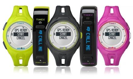 Montres sport Fitness Move X de Timex avec traqueur GPS en option, modèle au choix, dès 59,99€(jusqu'à 53% de réduction)