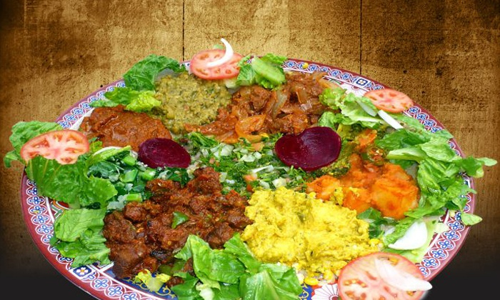 Horn of Africa - King: $15 for $20 Worth of Northeast African Cuisine for Dinner at Horn of Africa