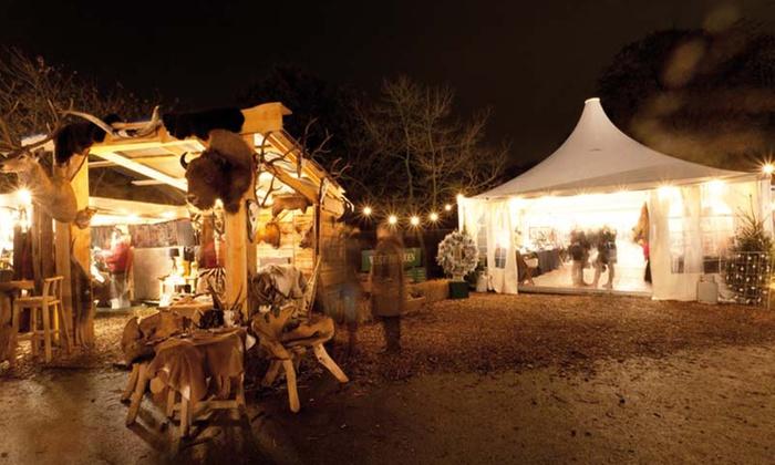 Country christmas fair in haarzuilens groupon for Kerstmarkt haarzuilen 2016