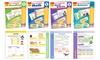 Skill Sharpener Workbooks for Pre-K through Grade 6 (Sets of 4)