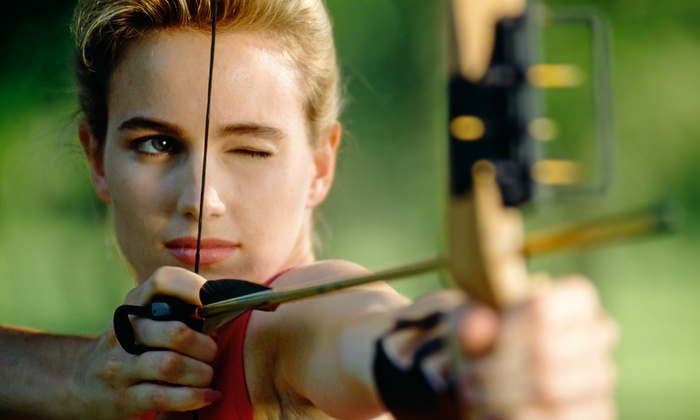 Field Time Sports and Guns - Westminster: $30 for an Introductory Archery Lesson for Two at Field Time Sports and Guns ($60 Value)