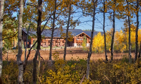 Stay at Daniels Summit Lodge in Heber City, UT, with Dates into November photo