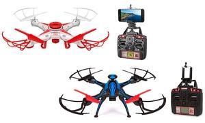 Venom Pro or Striker X Pro GPS Streaming 4.5CH RC HD Camera Drone