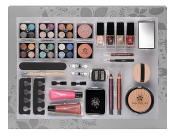Kit de maquillaje de 50 piezas