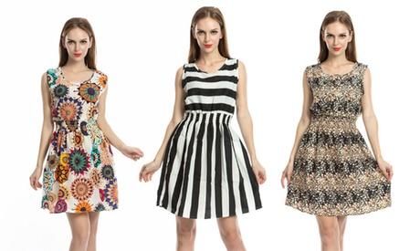 Pack de 3 vestidos Karla disponible en 3 selecciones diferentes