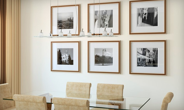 The Collectors Wall Fine Art Gallery - Paradise Plaza: $35 for $125 Worth of Custom Framing at The Collectors Wall Fine Art Gallery in Sarasota