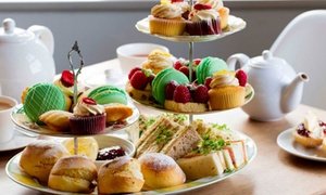 The Village Tearoom: Choice of Traditional, Seasonal or Sparkling Afternoon Tea for Two or Four at The Village Tearoom (Up to 44% Off)