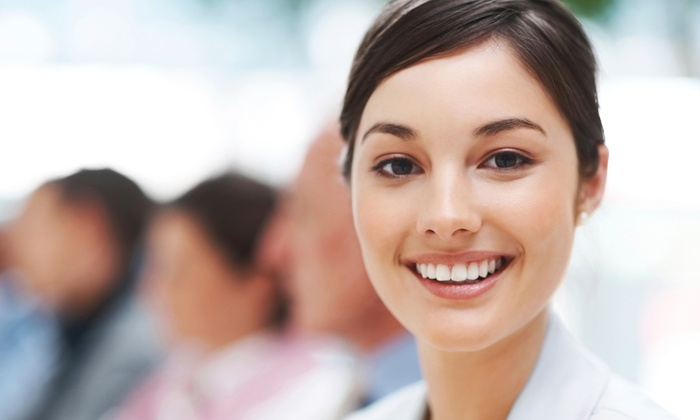 Dr. G. Nili D.M.D. - Newport Center: Zoom Teeth-Whitening Treatment with Optional Touch-Up and Whitening Kit with Dr. G. Nili D.M.D. (Up to 88% Off)