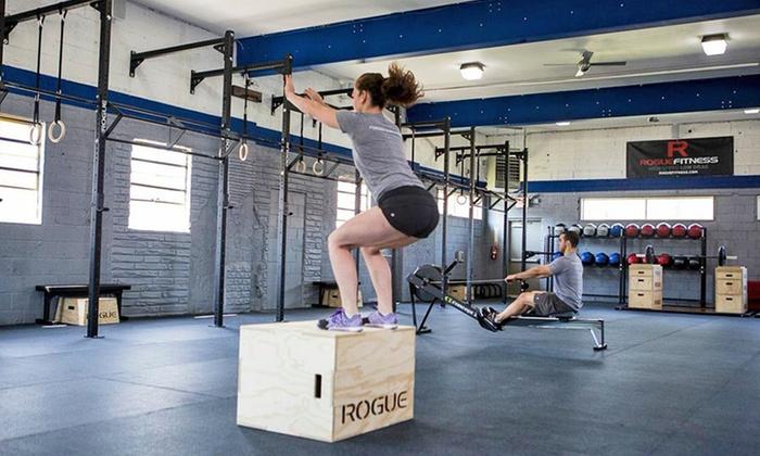 Ocean CrossFit - Downtown Neptune City: 5, 10, or 20 CrossFit Lite Classes at Ocean CrossFit (Up to 75% Off)