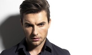 Uyen Nguyen at Salon Sol: One, Two, or Three Men's Haircuts with Scalp Massages from Uyen Nguyen at Salon Sol (Up to 66% Off)