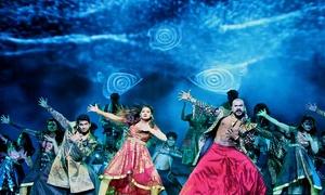 """EYS SPRL: Spectacle Bharati 2 """" Dans le Palais des Illusions"""" le 8 février pour 2 personnes dès 44,40€ au Palais 12 à Bruxelles"""
