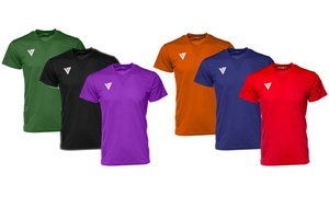 Men's Dry Fit Athletic Shirts (4-Pack)