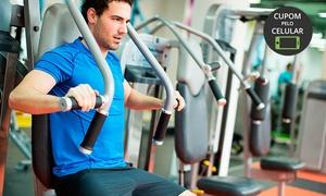 Champs Fitness: Champs Fitness – Tijuca: 1, 2, 3 ou 6 meses de academia com matrícula e avaliação física