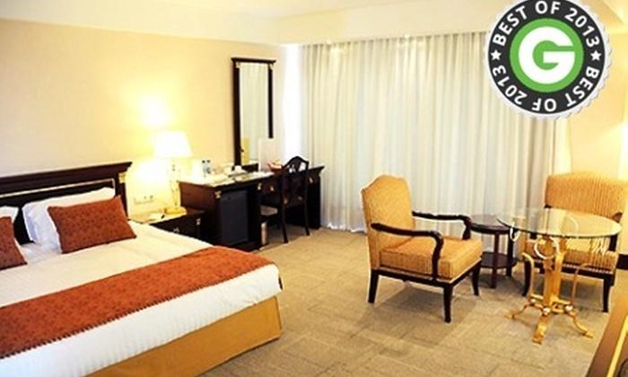 SSC Tur - Istanbul: Ege Palas Business Hotel'de 2 Kişi Gecelik Konaklama ve Oda Kahvaltısı 159 TL