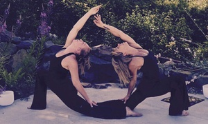 5-, 10-, Or 20-class Punch Card At Spokane Yoga Shala (up To 61% Off)