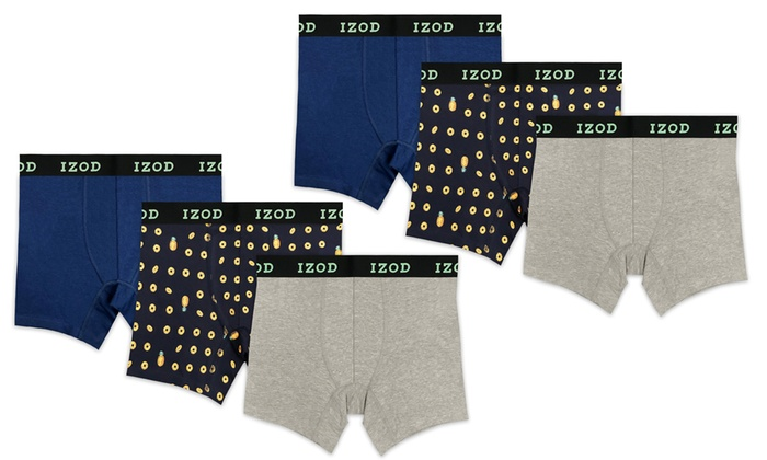 40b0ffc4ffc74 Up To 67% Off on Men s Boxer Briefs (6-Pack)