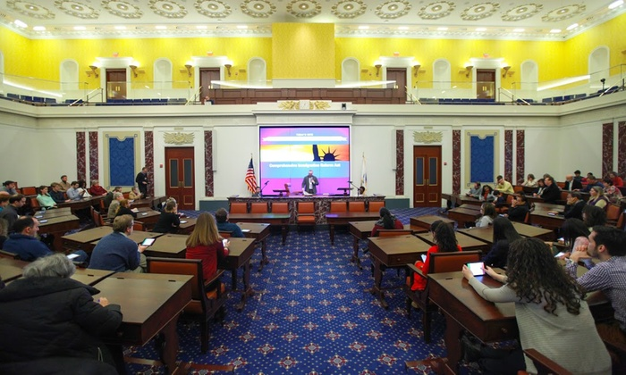 Edward M. Kennedy Institute for the United States Senate - Columbia Point: Admission for One, Two, or Four to the Edward M. Kennedy Institute for the United States Senate (44% Off)