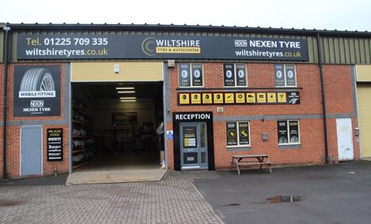 MOT Test at Wiltshire Tyre and Autocentre, Three Locations (43% Off)