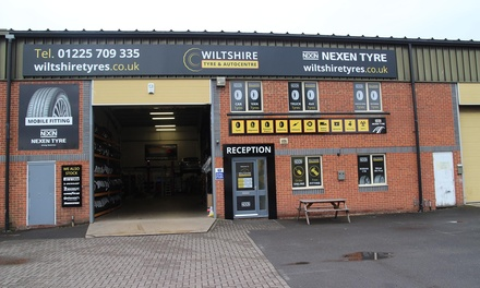 MOT Test at Wiltshire Tyre and Autocentre, Three Locations