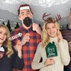 Christmas Scene Setters with Photo Props (2-Pack)