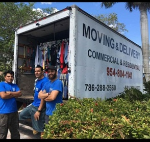Three Hours of Moving Services with Crew and Truck from King Moving & Delivery Inc (Up to 46% Off) 55e01ba4-460c-3125-374d-1c14ce8296e0