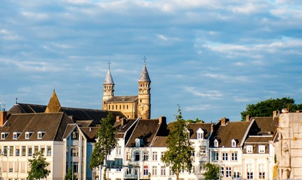 Maastricht: standaard/business/luxe tweepersoonskamer, naar keuze met proseccoontbijt in 4* Apart Hotel Randwyck
