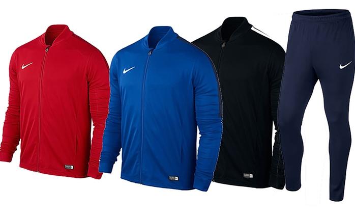 Survêtement Nike Academy 16 Knit pour homme, taille et coloris au choix, livraison offerte, à 49,99€ (33% de réduction)
