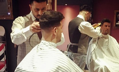image for Haircut with Restyle with Optional Beard Shaping at Headcase Sutton Coldfield (Up to 52% Off)