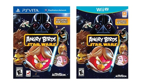 Angry Birds: Star Wars Video Game for PS Vita or Wii U c4b41d36-23cc-11e7-86a4-00259060b5da