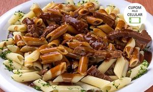 Guaciara Restaurante: Rodízio de massas no jantar para 1, 2 ou 4 pessoas no Guaciara Restaurante - Canto