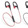 Laud Sports LX4 Sweat-Proof Bluetooth Secure Hooks Headphones