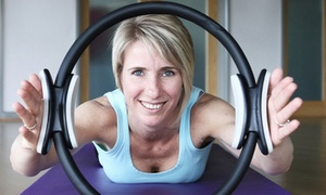 Teign Fitness: Three or Five Private Pilates Sessions for One or Two at Teign Fitness (Up to 73% Off)