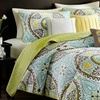 Hotel 5th Ave Florence Collection Queen Quilt Set (3-Piece)