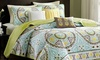 Hotel 5th Ave Florence Collection Queen Quilt Set (3-Piece): Hotel 5th Ave Florence Collection Queen Quilt Set (3-Piece)