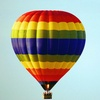50% Off Hot Air Balloon Ride and Champagne Toast