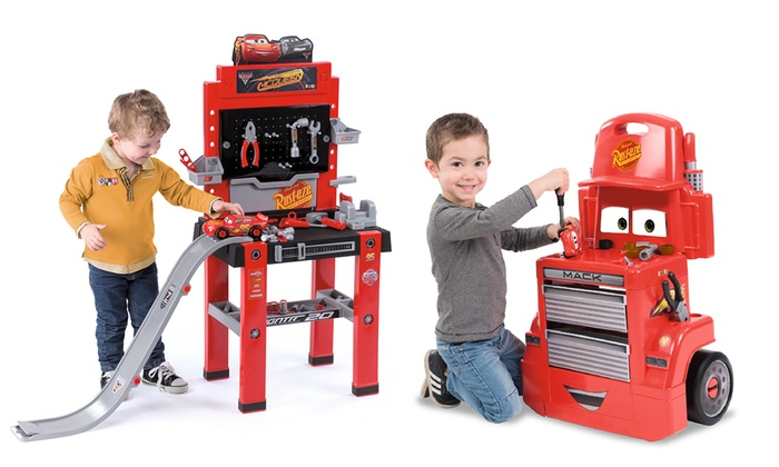 Outstanding Up To 33 Off Smoby Cars Centre Workbench Groupon Evergreenethics Interior Chair Design Evergreenethicsorg