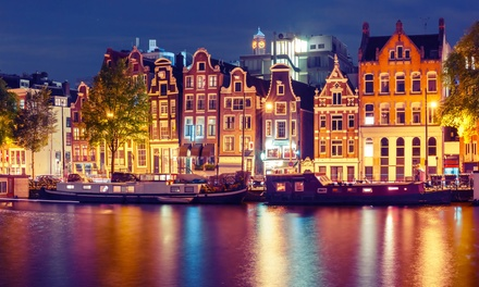 Amsterdam: Room for Two or Four • Holiday deals Savoy Hotel Amsterdam
